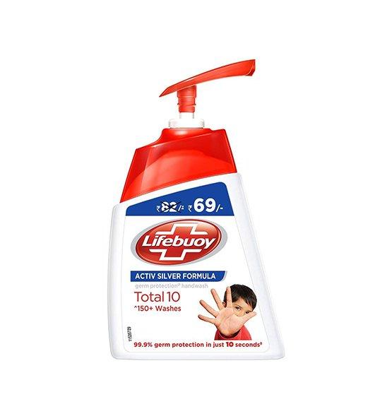 Life Buoy Hand Wash TOTAL10
